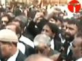 Three Shia Lawyers Killing in Karachi 25.01.2012 - Urdu