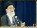 Friendly talk ( Ayatollah Khamenei and University Students) - farsi
