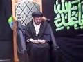 Syed Sartaj Zaidi - True Momin Majlis 2 - Houston 2008 - Urdu
