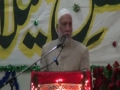 [Sunni Shia Unity Milad] Great Lecture by Professor Badiuddin Soharwardy - Urdu