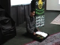 يوم حسين ع  2008 Marsia That-ul-Lafz by Gohar Ali of Sunday School Hussaini Calgary– Urdu