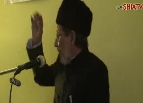 MAJLISA-E- MARSIA (TAHTULAFZ)  Dr. Payam Azmi - Hazrat E Abu Talib (a.s) Part 2 -   Urdu
