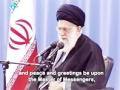 Ayatullah Khamenei speech at the Islamic Awakening Youth Conference - Farsi with English Subtitles - Full Speech