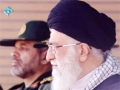 Ayatullah Khamenei at Imam Ali Military Academy - 05/08 - Military Parade - All Languages