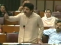 MNA Sheikh Waqas speech against Sipahe Sahaba Molvies - Urdu