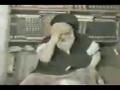 Ayatullah Khoi performing Wuzu