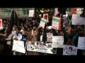 [2] Protest against Shia killing in Pakistan In front of Pakistan High Commission London - 13APR12 - Urdu