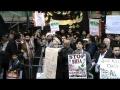 [4] Protest against Shia killing in Pakistan In front of Pakistan High Commission London - 13APR12 - Urdu