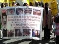 Washington DC Protest against Shia Killings in Pakistan - Walking towards Pakistani Embassy - 14APR12 - English