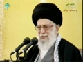 [20 Mar 2012] Seyed Ali Khamenei: Intimidation, Main Goal of Enemy Threats - Farsi