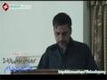 [Seminar Barsi Shaheed Baqir Sadar] Speech by Brother Farrokh Sajjad  - Urdu