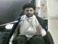 حقیقی صاحبان ایمان ہی سربلند ہیں - H.I Syed Ahmed Iqbal Rizvi - 8 May 2012 - Urdu