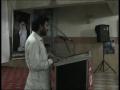 [13 May 2012] Career Guidance Seminar - Br. Nasir Shirazi - Lahore - Urdu