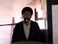 مجلس ترحیم برائے آیت اللہ بہجت - H.I. Zaigham Rizvi -Urdu