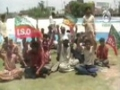 Protest in Multan against Government for not allowing for MWM Conference - Urdu