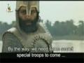 Abbas ibn. Ali [a.s] العباس عليه السلام -مشهد مؤثر - Albanian