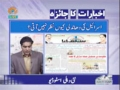 [05 June 2012] Program اخبارات کا جائزہ - Press Review - Urdu