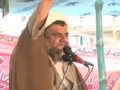 [CLIP] Which POLITICAL PARTY has sided with Us? - H.I. Raja Nasir Abbas in Jhang 2012 - Urdu