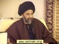 Shahadat / Martyrdom of Hazrat Zainab (s.a) - H.I. Abbas Ayleya - 07 June 2012 - English