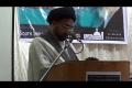 [Low Quality Audio] Yaad-e-Khomeyni (r) 2012 - Moulana Taqi Agha - Bangalore, India - Urdu