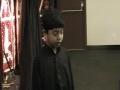 Mugh Pay Kion Band Kartay Hoo Pani by Taha, Mohammed of Sunday School Hussaini Calgay- Urdu