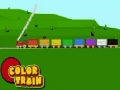 The ColorTrain - Learning for Kids - English