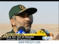[03 July 2012] IRGC showers mock enemy targets with missiles in new drill - English