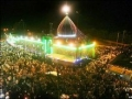 Iraqi people commemorate birth anniversary of Imam Mahdi (a.s) in holy city of Karbala - All Languages