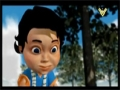 Child and The Invader 09/52 - Cartoon on A Palestinian Child & an israeli Soldier - All Languages