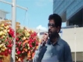 Calgary Protest for the Release of Sheikh Nimr and Shia Killings in Pakistan - Br. Sohail - English