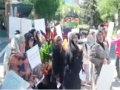 Calgary Protest for the Release of Sheikh Nimr and Shia Killings in Pakistan - English