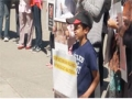 Calgary Protest for the Release of Sheikh Nimr and Shia Killings in Pakistan – English