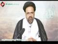 [فیض رمضان] [3] Ramazan Daily Lecture Series - H.I. Syed Haider Abbas Abidi - Urdu