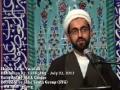 [Ramadhan 2012][02] Improving Family Life - Sh. Salim Yusufali - English