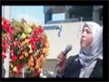 Calgary Protest for the Release of Sheikh Nimr and Shia Killings in Pakistan – Sister Fatima Birri - English