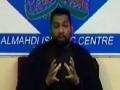 [Ramadhan 2012][02] Battling Todays Islamophobia - Maulana Asad Jafri - English