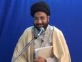 [Ramadhan 2012][12] Tafseer Surah-e-Mulk - Moulana Taqi Agha - Urdu