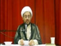 [Ramadhan 2012][11] Types of Sinners & Will of Imam Ali AS to Imam Hasan AS - H.I. Hyder Shirazi - English