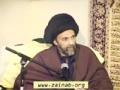 [Ramadhan 2012][05] Tafsir of Haroof e Maqatteaat حروف مقطعات - H.I. Abbas Ayleya - English
