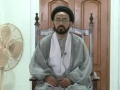 [1/2] دعائے یا علی یا عظیم کا پیغام - H.I. Syed Sadiq Raza Taqvi - 12 Ramazan 1433 - Urdu