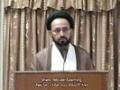 [13 Ramazan 1433] نوجوانوں کی زندگی میں تقویٰ - H.I. Sadiq Raza Taqvi - Urdu