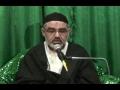 15 Ramadhan 2012 - Australia Lecture by H.I. Agha Ali Murtaza Zaidi – Urdu