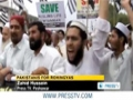 [05 Aug 2012] Pakistanis protest against killing of Muslims in Myanmar - English