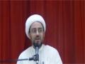 [Ramadhan 2012][15] Wiladat Imam Hasan (a.s) - H.I. Hyder Shirazi - English