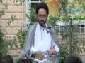 [14 Ramazan 1433] ماہ رمضان میں تقویٰ کے حصول کے مواقع - H.I. Sadiq Raza Taqvi - Urdu