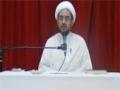 [Ramadhan 2012][16] Wiladat Imam Hasan (a.s) - H.I. Hyder Shirazi - English