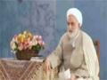 سخنراني 12 رمضان - كنترل اخلاق و رفتار، راه جلوگیری از گناه - Farsi
