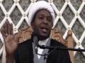 [Ramadhan 2012][3] Laylatul Qadr & Shahadat of Imam Ali (a.s) - Sh. Ayyub Rashid - Arabic & English
