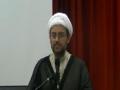 [Ramadhan 2012][23] Why were the Auliaullah Alienated? - H.I. Hyder Shirazi - English