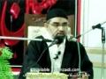 [AL-QUDS DAY 2008] جمعۃ الوداع اور یوم القدس کی اہمیت - H.I. Ali Murtaza Zaidi - Urdu